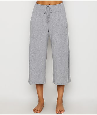 Donna Karan Modal Cropped Pajama Pants