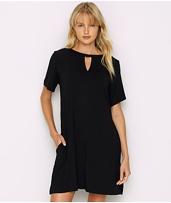 Donna Karan Sleepwear Modal Sleep Shirt