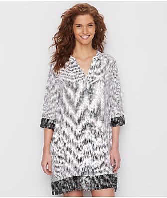Donna Karan Night & Day Knit Sleep Shirt
