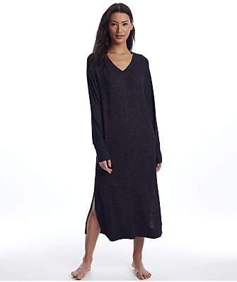 Donna Karan Maxi Knit Sleep Shirt