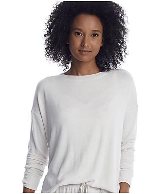 Donna Karan Sleepwear Tusk Knit Lounge Top
