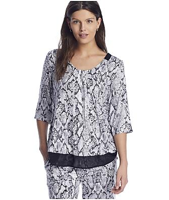 Donna Karan Sleepwear Fashion Classics Modal Sleep Top