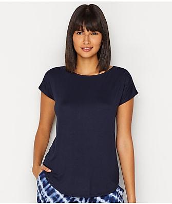 Donna Karan Modal Lounge T-Shirt