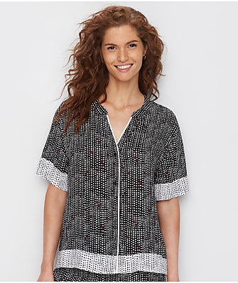Donna Karan Sleepwear Night & Day Knit Sleep Top