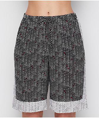 Donna Karan Night & Day Knit Bermuda Pajama Shorts