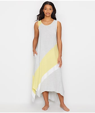 Donna Karan Sunday Lounging Modal Nightgown