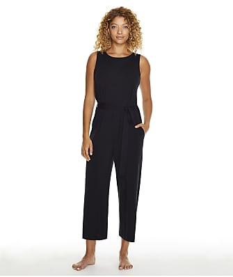 Donna Karan Sleepwear Ready Modal Jumpsuit