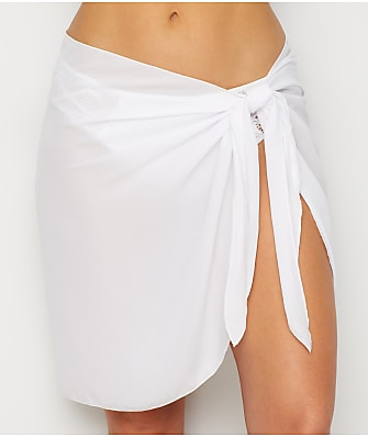 Dotti Summer Solids Short Sarong Cover-Up