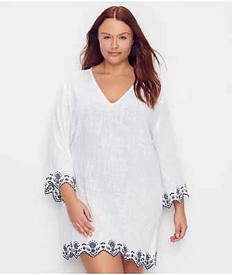 Dotti Plus Size Rosemary Cover-Up