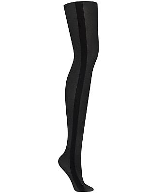 DKNY Tuxedo Stripe Tights