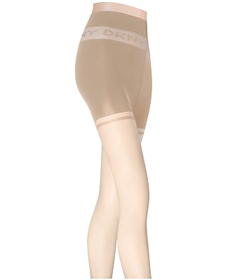 DKNY Sheer Control Top Pantyhose