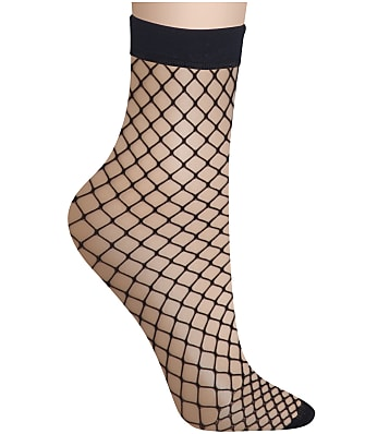 DKNY Fishnet Anklet 2-Pack