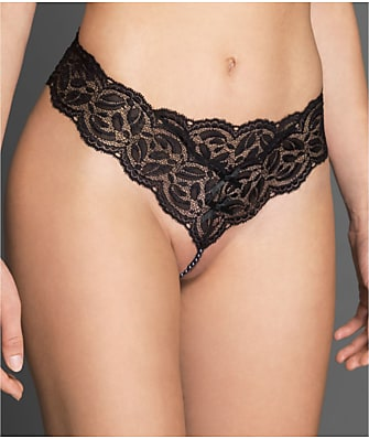 Bracli Paris Collection Pearl Thong