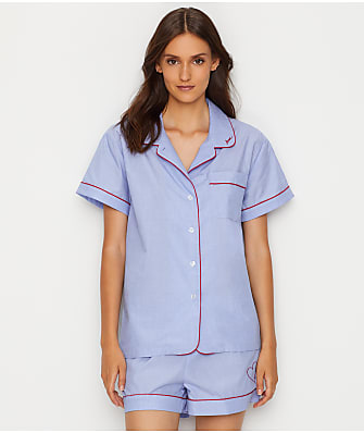 ED Ellen DeGeneres Love Woven Pajama Set