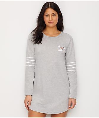 ED Ellen DeGeneres ''Zzz'' Knit Sleep Shirt