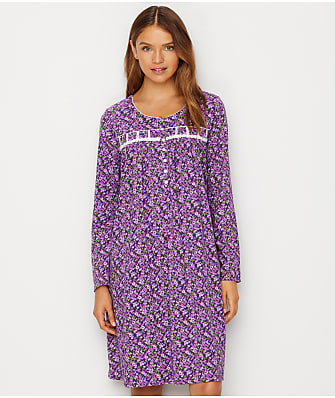 Eileen West Jersey Knit Nightgown