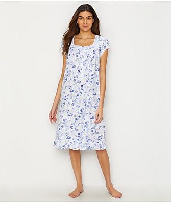4f1ec79ee35 Eileen West Cotton Modal Waltz Nightgown