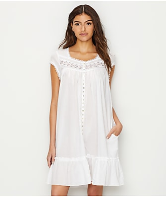Eileen West Classic Woven Night Gown