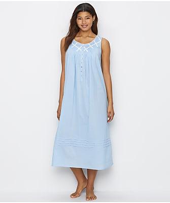 Eileen West Poetic Lawn Ballet Woven Nightgown