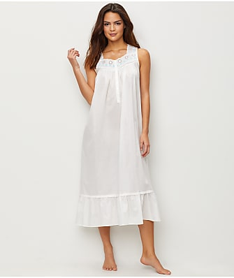 Eileen West Lawn Ballet Woven Night Gown