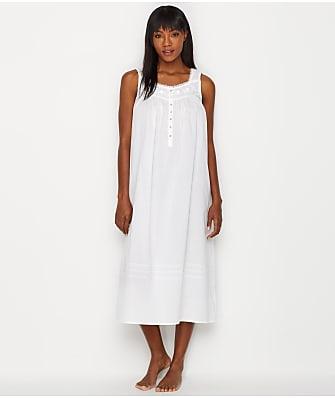 Eileen West Classic Ballet Woven Nightgown