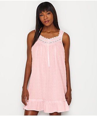 Eileen West Circle Dot Woven Chemise