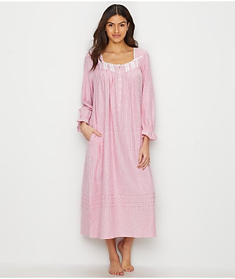 Eileen West Flannel Ballet Nightgown