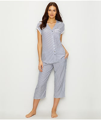 Eileen West Knit Capri Pajama Set