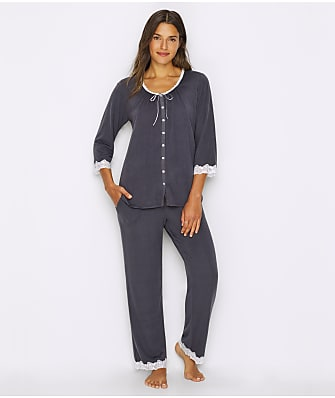 Eileen West Carmel Sweater Knit Pajama Set