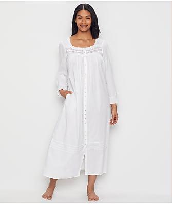 Eileen West Lawn Ballet Woven Nightgown