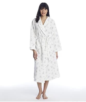 Eileen West Diamond Quilt Ballet Knit Robe