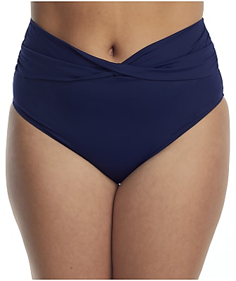 Elomi Plus Size Magnetic Twist Bikini Bottom