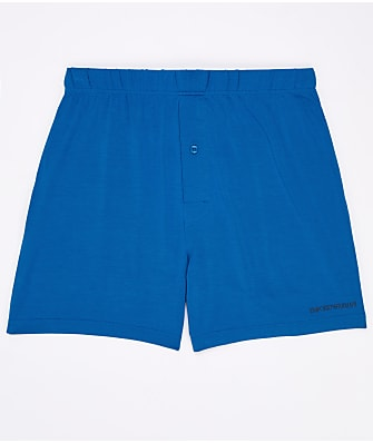 Emporio Armani Stretch Modal Lounge Shorts