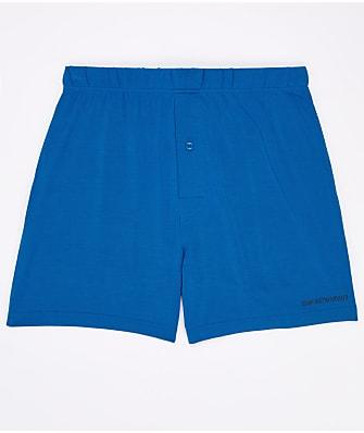 Emporio Armani Stretch Modal Lounge Shorts