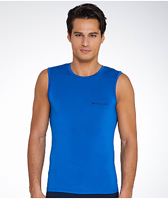 Emporio Armani Stretch Modal Muscle Tee