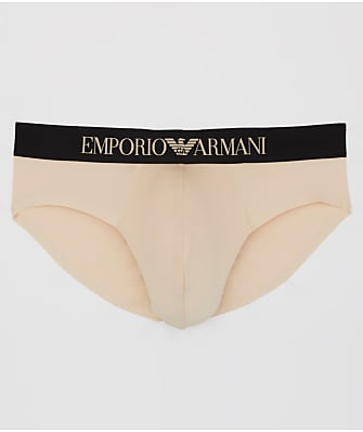 Emporio Armani Seamless Microfiber Brief