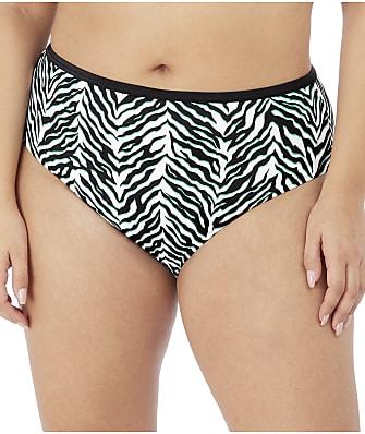 Elomi Plus Size Zulu Rhythm Bikini Bottom
