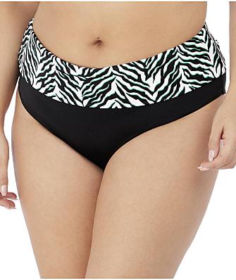 Elomi Zulu Rhythm Fold-Over Bikini Bottom
