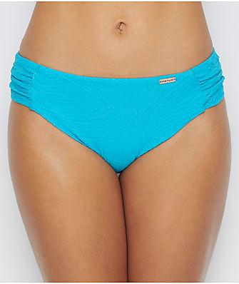 Fantasie Ottawa Mid-Rise Gathered Bikini Bottom
