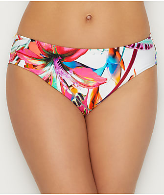 Fantasie Paradise Bay Mid-Rise Bikini Bottom