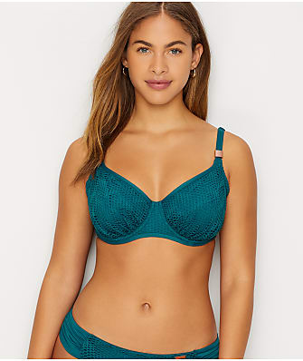 Fantasie Marseille Gather Full Cup Bikini Top
