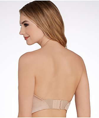 Fine Lines Refined Low Back Longline Bra