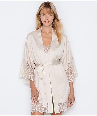 Flora Nikrooz Gabby Charmeuse Kimono