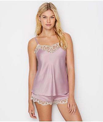 Flora Nikrooz Gabby Charmeuse Cami Pajama Set