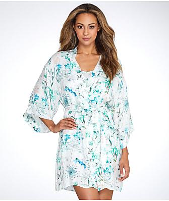 Flora Nikrooz Delilah Woven Kimono Robe