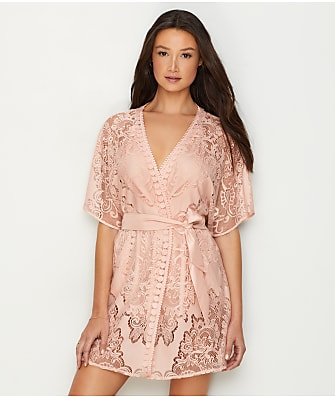 Flora Nikrooz Millie Crochet Lace Robe