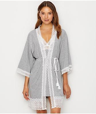 9700dc5b86 Flora Nikrooz Edie Modal Cotton Robe