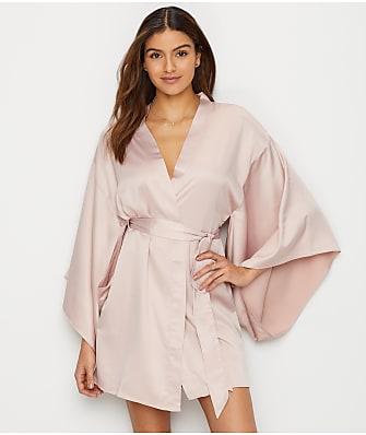a13be0c464 Flora Nikrooz Charmeuse Kimono Robe