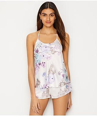 d25dff6a2b0 Flora Nikrooz Arisa Charmuse Cami Pajama Set