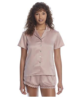 Flora Nikrooz Victoria Charmeuse Pajama Set